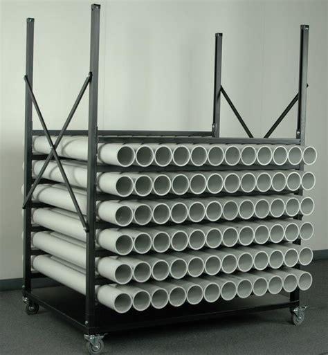 stackbin shelving carts stationary rod rack