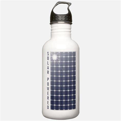 Solar Power Water Bottles  Solar Power Reusable Sports