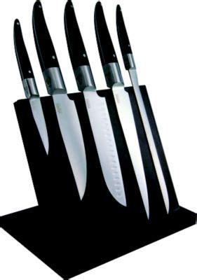 tb laguiole expression aimant 233 5 couteaux couteau de cuisine boulanger