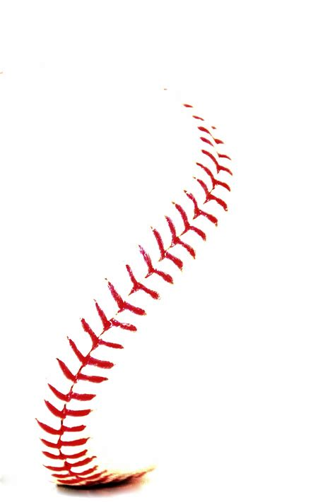 baseball laces clipart 54