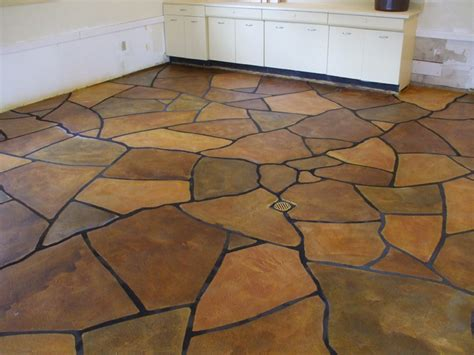 grand flagstone vs sted concrete inspired coating