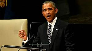 President Obama's Last UN Speech Is Steeped in Globalism ...