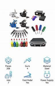 10 Best Tattoo Machine Kits 2019  Buying Guide   U2013 Geekwrapped