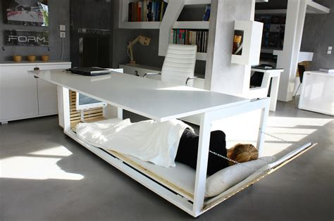 Desk For Bed by Nap Desk That Converts Into Bed Sleep At Work Time