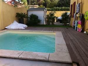 Mini Piscine Enterrée : une mini piscine de 10 m une petite piscine dans votre ~ Preciouscoupons.com Idées de Décoration