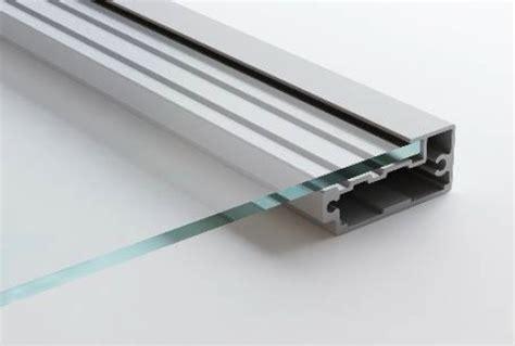 aluminum frame ambra aluminum glass cabinet doors