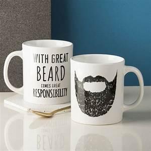 Mug à Thé : great beard 39 man mug by oakdene designs ~ Teatrodelosmanantiales.com Idées de Décoration