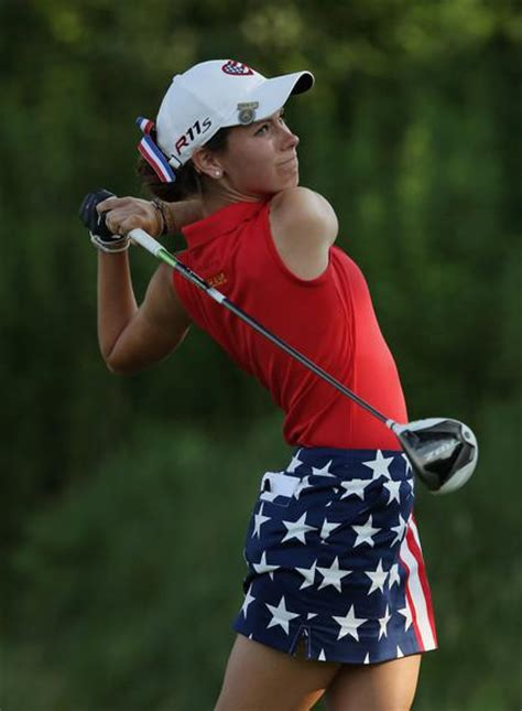 Lexi Thompson Sports Independence Day Golf Spirit At Us