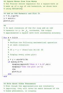 Publish And Share Matlab Code