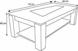 Table Basse Reglable Hauteur : table basse hauteur ~ Carolinahurricanesstore.com Idées de Décoration