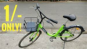Rent Cycles For Rs 1    Awesome Concept By Zoomcar