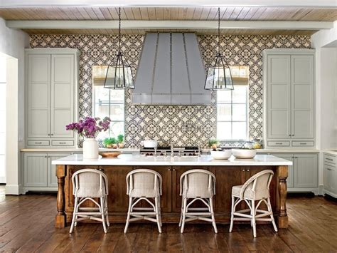 mindful grey cabinets mindful gray cottage kitchen southern living 282   3cc07d44aa3e