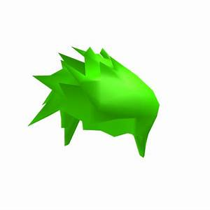 Neon Green Beautiful Hair Roblox