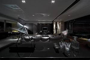 20 inspiring retro futuristic interiors