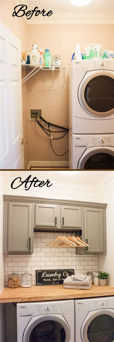 23 Best Budget Friendly Laundry Room Makeover Ideas And