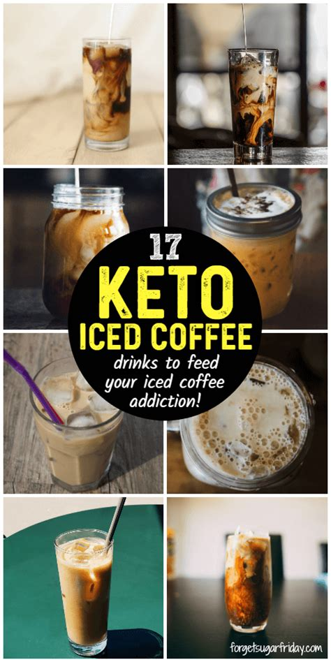 Iced coffee recipes so easy anyone can make them. The BEST Keto Iced Coffee recipes!! If you LOVE iced coffee, you'll love these 17 super ...