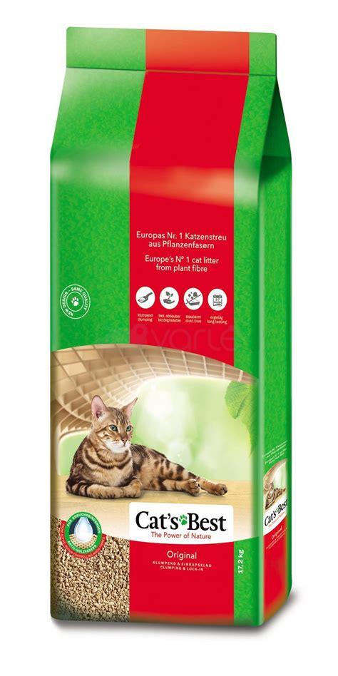 cats best okoplus cats best okoplus original natūralus kraikas ėms 40l
