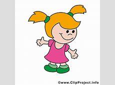Lustige Kinderbilder Maedchen Clipart