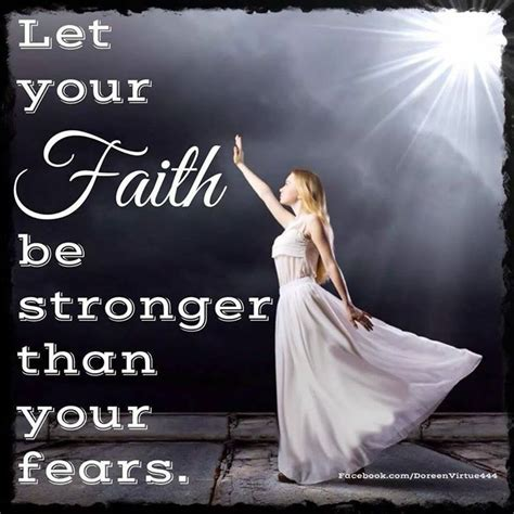 faith  stronger   fears pictures