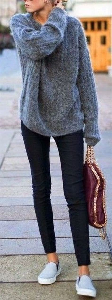 41 Cute Outfits Ideas with Leggings Suitable for Going Out ...