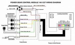 Power Gear Control Module 140