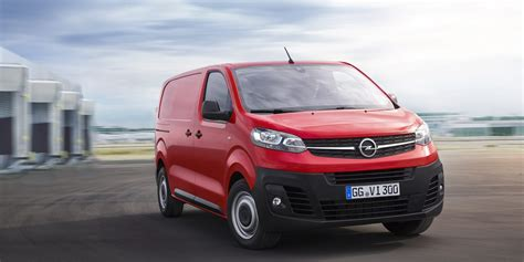 New Opel Vivaro 2020 opel presents new vivaro electric version in 2020