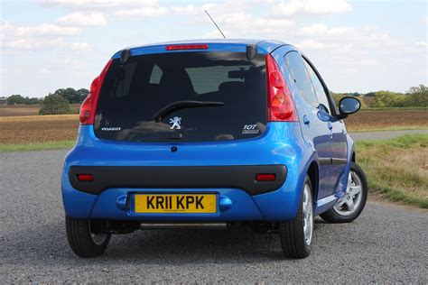 Peugeot Photo by Peugeot 107 Hatchback 2005 2014 Photos Parkers