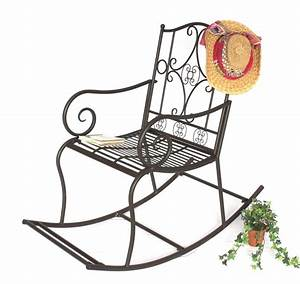 Gartenstuhl Metall Antik : schaukelstuhl metall gartenstuhl 140490 stuhl ~ Watch28wear.com Haus und Dekorationen