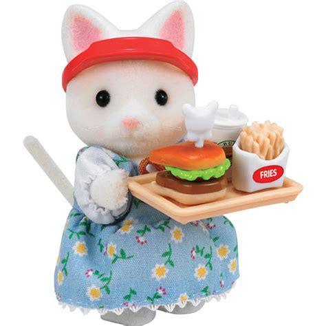Calico Critter Burger Cafe - Stevensons Toys