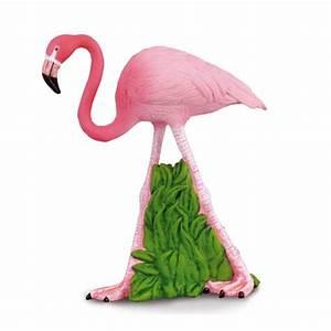Statue Flamant Rose : figurine flamant rose jeux et jouets figurines collecta avenue des jeux ~ Teatrodelosmanantiales.com Idées de Décoration