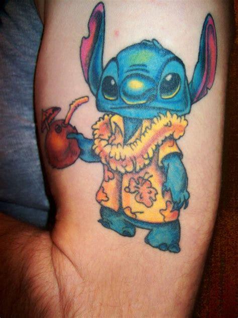 elvis stitch tattoos
