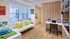 Comment Décorer Son Appartement : comment d corer et am nager un petit appartement ~ Premium-room.com Idées de Décoration