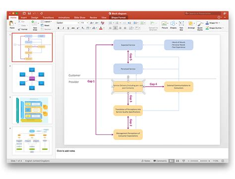 wiring diagram powerpoint with switch