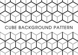 Cube Background Pattern - Download Free Vector Art, Stock ...