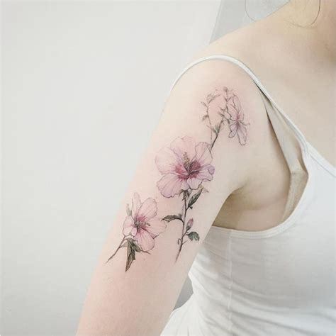 tatouage fleur de tiare signification   tattoo