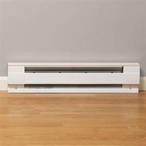 Cadet 6f1500 Electric Baseboard Heater  1500 Watt  240