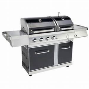 Barbecue A Gaz Pas Cher : le barbecue barbecue gaz gz400 duo 4 br leurs 14 kw ~ Dailycaller-alerts.com Idées de Décoration