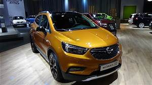 Opel Mokka X Edition : 2018 opel mokka x 1 4 turbo black edition exterior and interior auto show brussels 2018 ~ Medecine-chirurgie-esthetiques.com Avis de Voitures