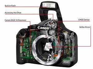 Digital Camera Diagram Labeled