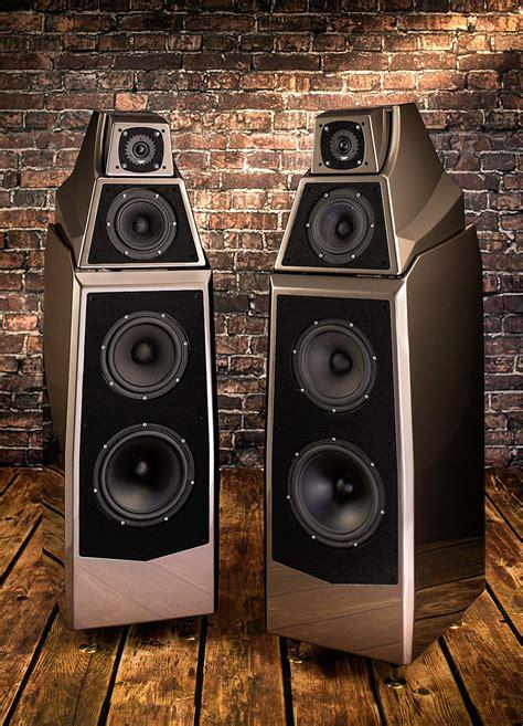Wilson Audio Alexia 2 Loudspeaker £64998 on display ...
