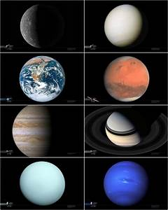 In Our Solar System Planet Colors - Pics about space