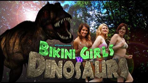 bikini girls  dinosaurs  trakttv
