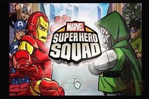 Marvel Super Hero Squad For Nintendo Wii Technogog