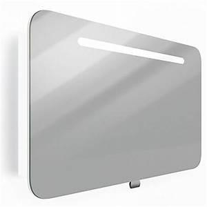 Badschrank Mit Spiegel : spiegelschrank led badschrank hochglanz badezimmerspiegel bad licht spiegel schrank 90 cm ~ Markanthonyermac.com Haus und Dekorationen