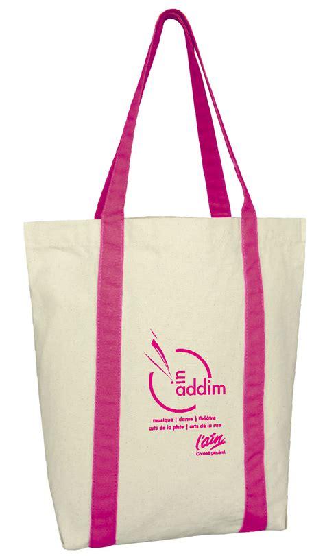 sacs en coton canvas 310g publicitaires le milan sacs coton personnalises