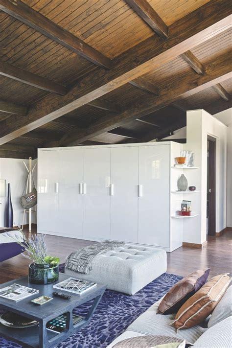 open space studio lavishly mixes rustic  modern
