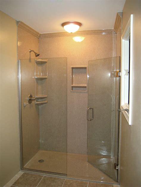 popular bathroom tile shower designs standard showers