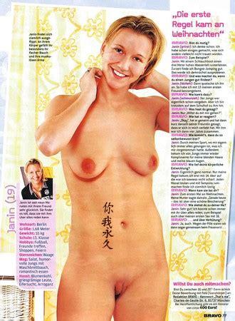 Sex nackt bravo New Sex