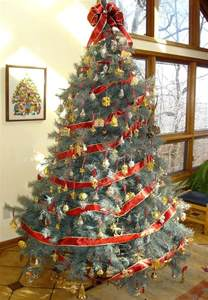 a family tree of holidays christmas trees hallmark christmas trees