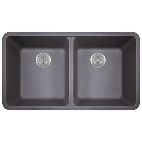 composite kitchen sinks undermount mr direct undermount composite 22 in single bowl kitchen